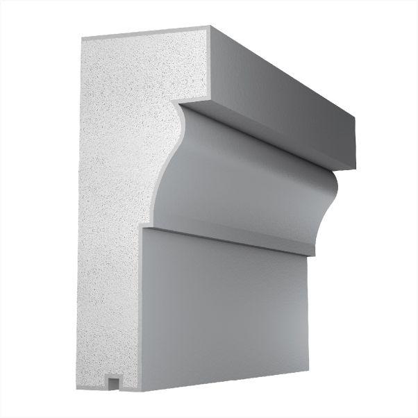 stuck fensterbank und gurtprofil fgp 125 stuck fensterbank und gurtprofile produkte. Black Bedroom Furniture Sets. Home Design Ideas