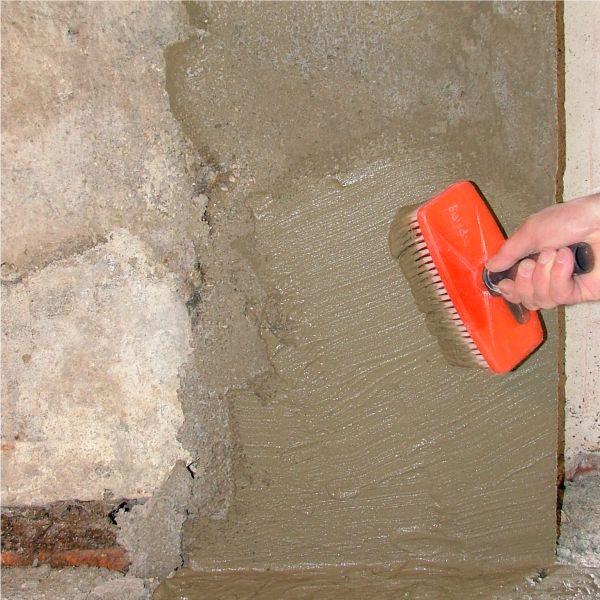 Dichtschlamme Spachtel Produkte Mauer Sanieren Baumit