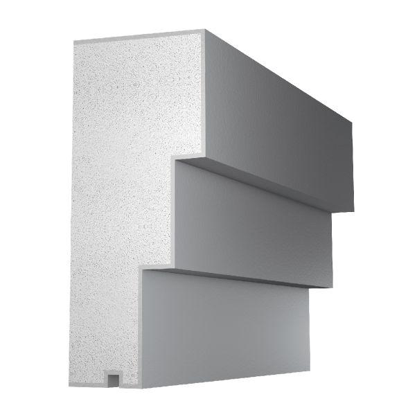 stuck fensterbank und gurtprofil fgp 124 stuck fensterbank und gurtprofile produkte. Black Bedroom Furniture Sets. Home Design Ideas