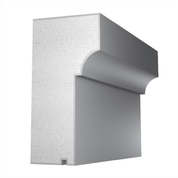 stuck fensterbank und gurtprofil fgp 126 stuck fensterbank und gurtprofile produkte. Black Bedroom Furniture Sets. Home Design Ideas