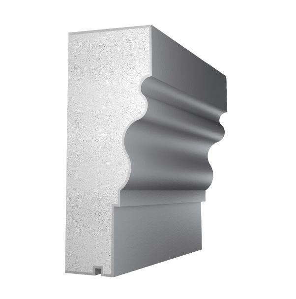 stuck fensterbank und gurtprofil fgp 135 stuck fensterbank und gurtprofile produkte. Black Bedroom Furniture Sets. Home Design Ideas