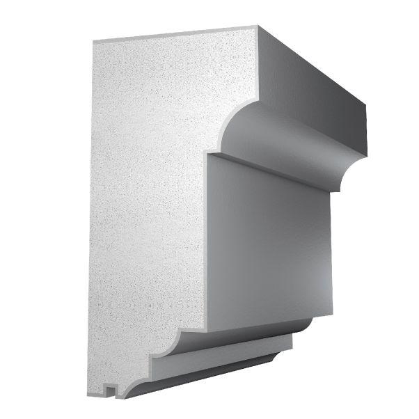 stuck fensterbank und gurtprofil fgp 133 stuck fensterbank und gurtprofile produkte. Black Bedroom Furniture Sets. Home Design Ideas