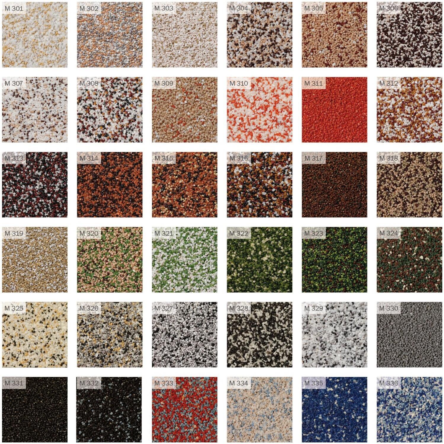 Fabulous Mosaikputz richtig verarbeiten - Mosaikputz verarbeiten YP08